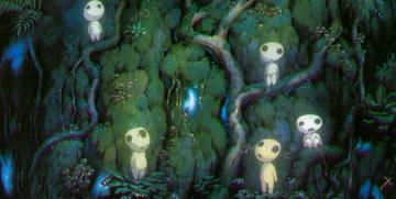 Princesse Mononoke De Hayao Miyazaki