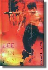 Bruce Lee dans la Fureur du Dragon (Lee Jun Fan) retravaillé par V-AIR